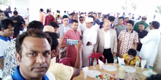 সাভার প্রেসক্লাবের বার্ষিক বনভোজন লাজ পল্লী অনুষ্ঠিত