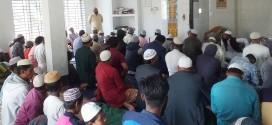 বিএইচএম কবির আহমেদ'র শারীরিক সুস্থতা কামনায় নাটশাল মসজিদে দোয়া